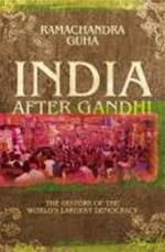 India After Gandhi - Ramachandra Guha (ISBN 9780330396110)