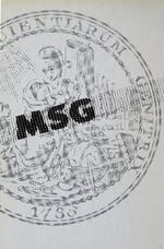 Twee eeuwen technisch onderwijs, twee eeuwen bij de tijd: De geschiedenis van MSG Leiden 1785-1985