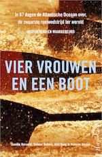 Vier voruwen en een boot - Janette Benaddi (ISBN 9789402752717)