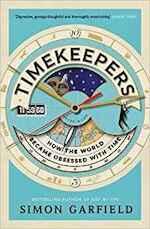 Timekeepers - Simon Garfield (ISBN 9781782113218)