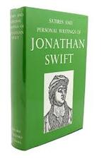Satires and Personal Writings - Jonathan Swift (ISBN 0192541471)