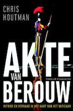 Akte van berouw - Chris Houtman (ISBN 9789045213453)