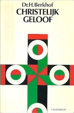 Christelijk geloof - Hendrikus Berkhof (ISBN 9789026606311)