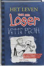 Het leven van een Loser 2 - Vette pech - Jeff Kinney (ISBN 9789026127830)