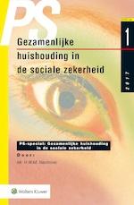 PS Special Gezamenlijke huishouding in de sociale zekerheid - H.W.M. Nacinovic (ISBN 9789013146646)