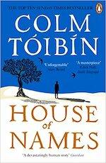 House of Names - Colm Tóibín (ISBN 9780241257692)