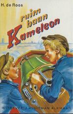 Ruim baan Kameleon - Hotze de Roos (ISBN 9789020642278)