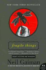 Fragile Things - Neil Gaiman (ISBN 9781472250964)