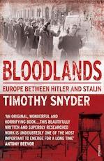 Bloodlands - Timothy Snyder (ISBN 9780099551799)