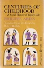 Centuries of childhood - Philippe Ariès (ISBN 9780140551877)