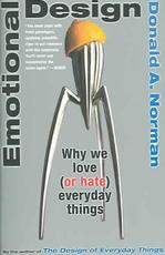 Emotional Design - Donald A. Norman (ISBN 9780465051366)