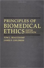 Principles of Biomedical Ethics - James Franklin Childress (ISBN 9780195143324)