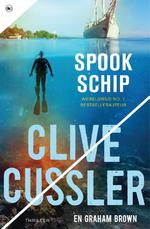 Spookschip - Clive Cussler, Graham Brown (ISBN 9789044354027)