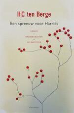 Een spreeuw voor Harriët - H.C. ten Berge (ISBN 9789045035710)
