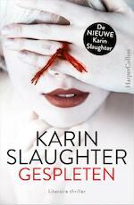 Gespleten - Karin Slaughter (ISBN 9789402701562)