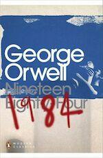 Nineteen eighty-four - George Orwell (ISBN 9780141187761)