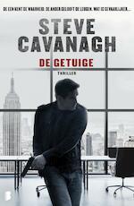 De getuige - Steve Cavanagh (ISBN 9789402302233)
