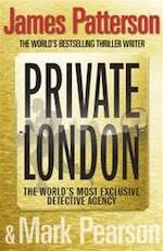Private London - James Patterson (ISBN 9781846058325)