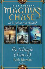 Magnus Chase en de goden van Asgard - De trilogie (3-in-1) - Rick Riordan (ISBN 9789000362745)