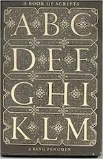 A Book of Scripts - Alfred Fairbank (ISBN 9780571110803)