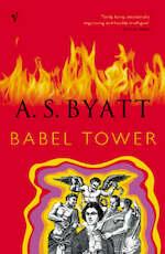 Babel Tower - A S Byatt (ISBN 9780099839408)