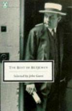The Best of Betjeman - John Betjeman (ISBN 9780140183085)
