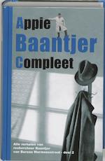 Appie Baantjer Compleet / 2 - Albert Cornelis Baantjer (ISBN 9789026122279)
