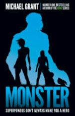 Monster - Michael Grant (ISBN 9781405284837)