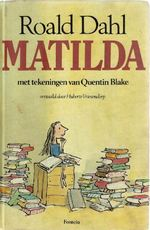 Matilda - Roald Dahl (ISBN 9789026103117)