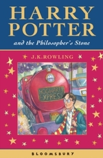 Harry Potter and the philosopher's stone - J. K. Rowling (ISBN 9780747558194)