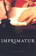 Imprimatur - ... Monaldi, ... Sorti, Jan van der Haar (ISBN 9789023401711)