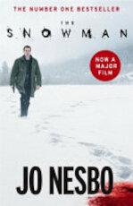 The Snowman - Jo Nesbø (ISBN 9781784706937)