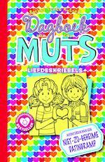 Dagboek van een muts 12 - Liefdeskriebels - Rachel Renée Russell (ISBN 9789026148439)