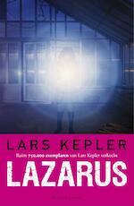 Lazarus - Lars Kepler (ISBN 9789403134604)