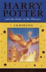 Harry Potter and the Order of the Phoenix - J K Rowling (ISBN 9780747591269)