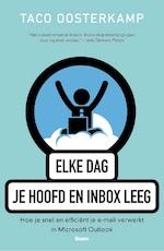 Elke dag je hoofd en inbox leeg - Taco Oosterkamp (ISBN 9789058756626)