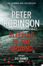 Sleeping in the Ground - Peter Robinson (ISBN 9781444786934)