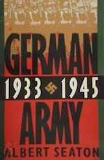 German Army 1933 - 1945