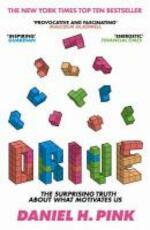 Drive - Daniel Pink (ISBN 9781847677693)