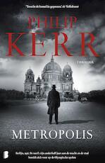 Metropolis - Philip Kerr (ISBN 9789402312652)