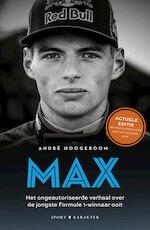 MAX - De jongste Formule 1 winnaar ooit - André Hoogeboom (ISBN 9789045216034)