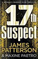 17th suspect - James Patterson (ISBN 9781780895222)