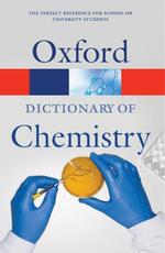 Oxford Dictionary of Chemistry - (ISBN 9780199204632)