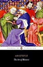 The Art of Rhetoric - Aristotle (ISBN 9780140445107)