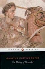 The History of Alexander - Waldemar Quintus Curtius ; Heckel Rufus (ISBN 9780140444124)
