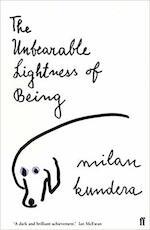 Unbearable lightness of being - Kundera M (ISBN 9780571135394)