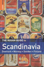 The Rough Guide to Scandinavia - Phil Lee, Rough Guides (Firm) (ISBN 9781848360280)