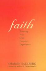 Faith - Sharon Salzberg (ISBN 9781573222280)