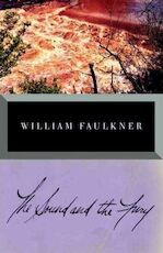 The sound and the fury - William Faulkner (ISBN 9780679732242)