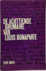 De achttiende brumaire van Louis Bonaparte - Karl Marx